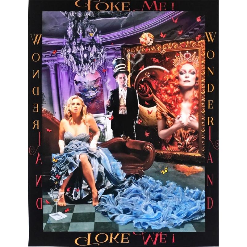 Alice Toke Me by Adam Scott Rote
