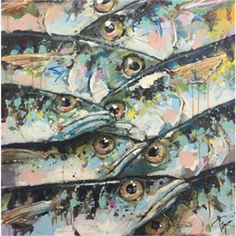 Fish Dream, 2018