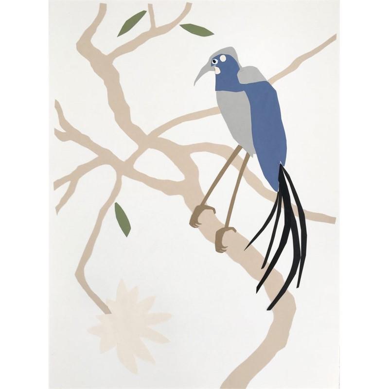 Blue Bird II, 2019