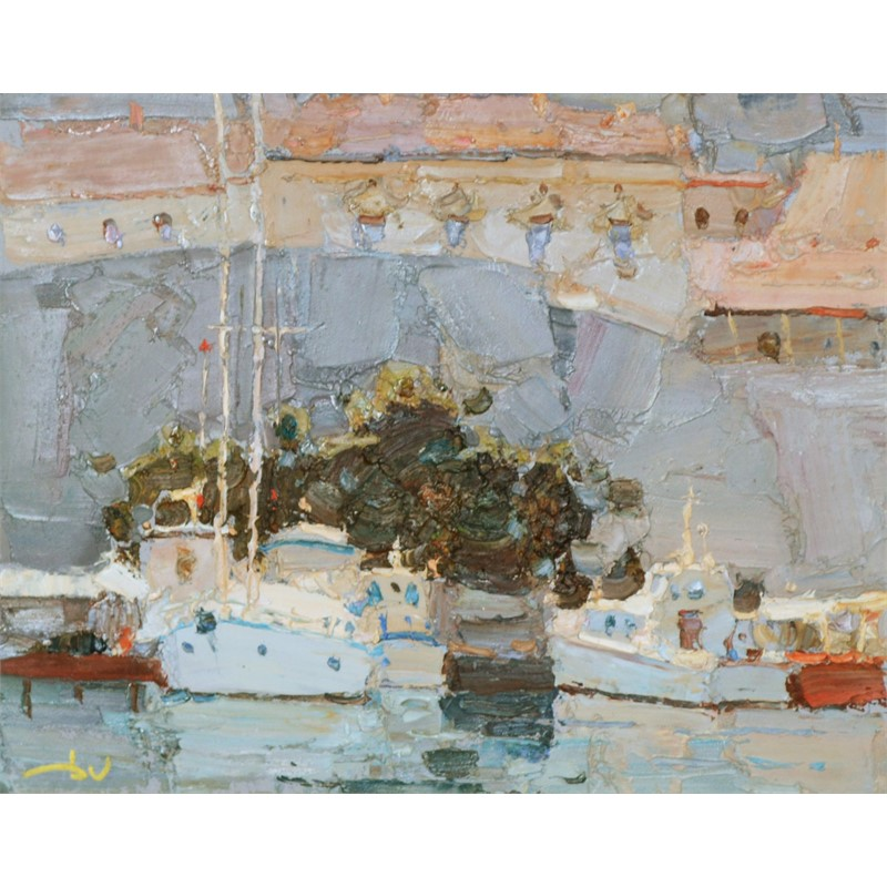Harbor in Dubrovnik