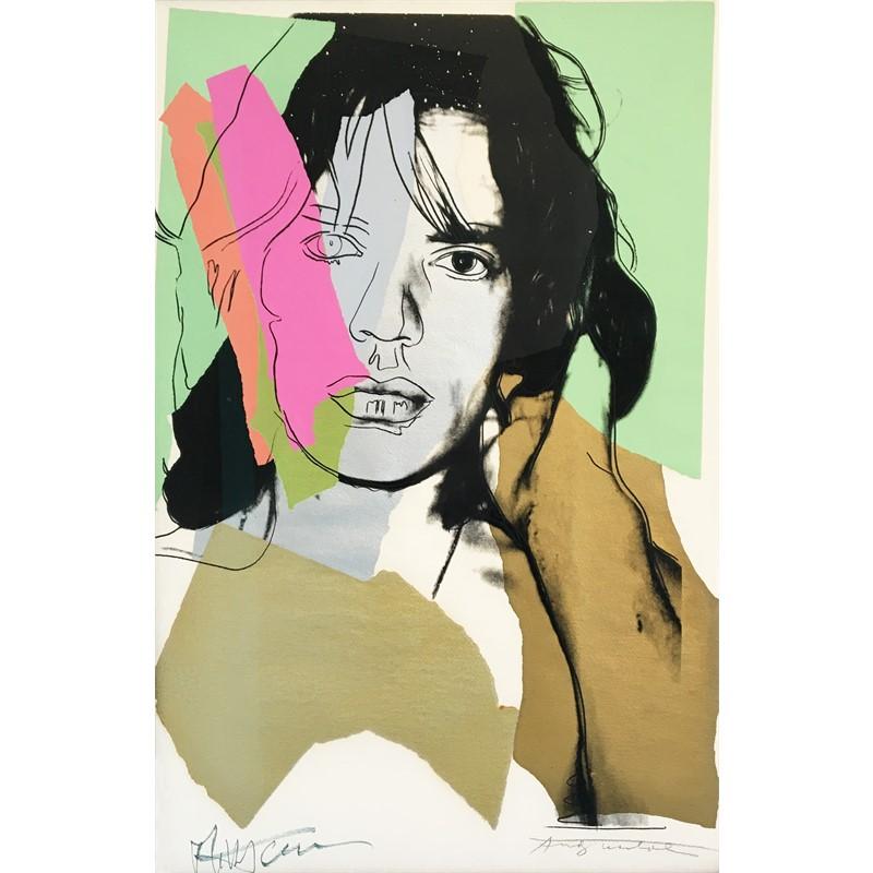 Mick Jagger (F&S II 140) (6/250), 1975