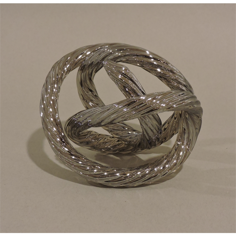 Infinity Knot (Silver)