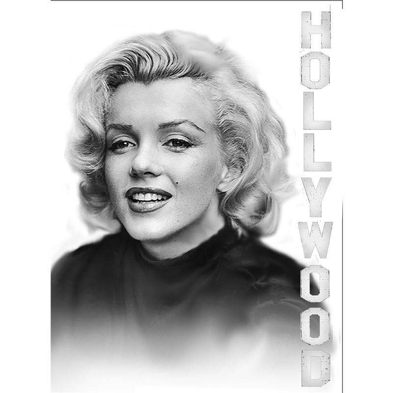 Marilyn Available as Commission, 2018