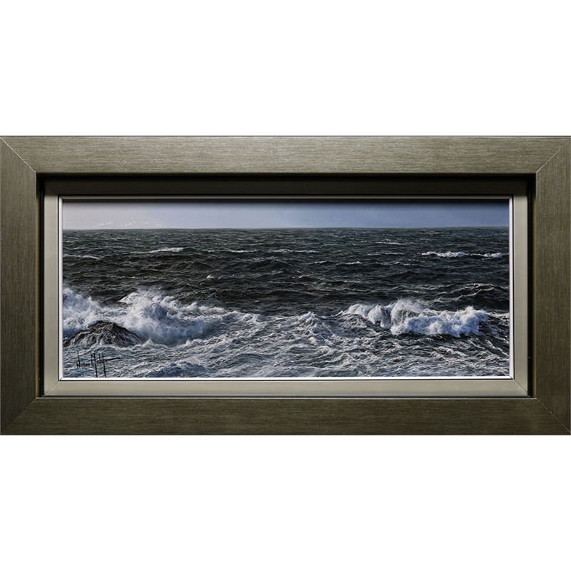 Pacific Breeze by Alfredo Navarro