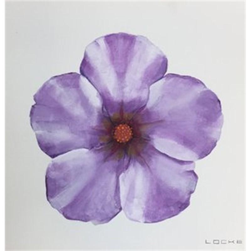 Purple Flower, 2018