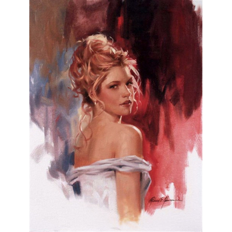 Parting Glance by Richard Johnson