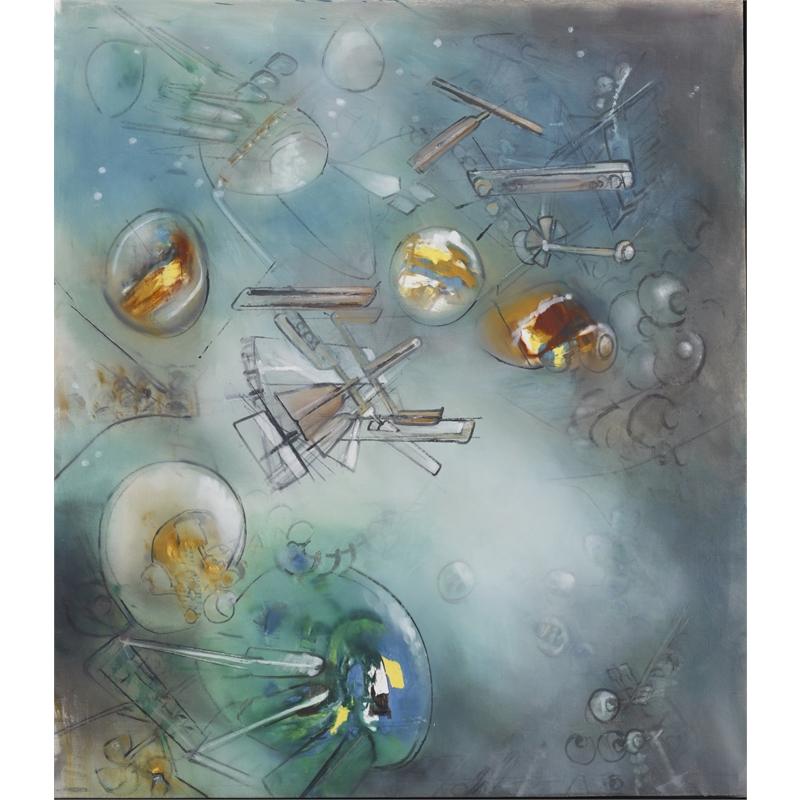 Espacio de l'Especie, 1962