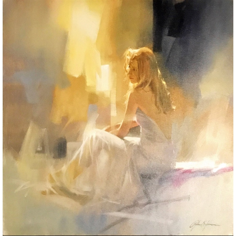 Contemplation by Richard Johnson
