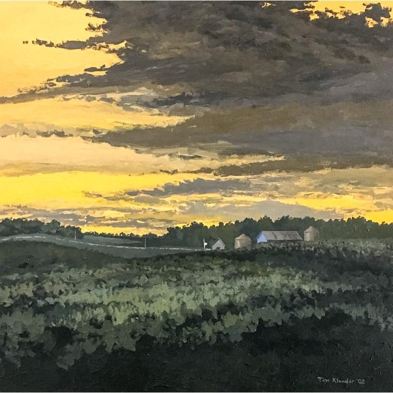 Nebraska Dusk No. 1, 2002