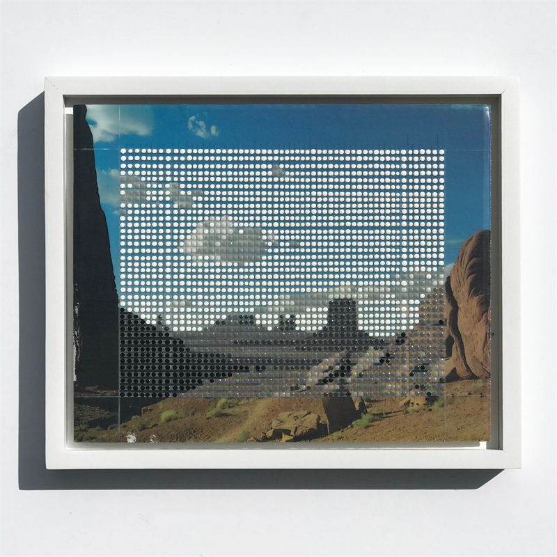 The North Window, Monument Valley, AZ / Borrowed Landscape No.13, 2018