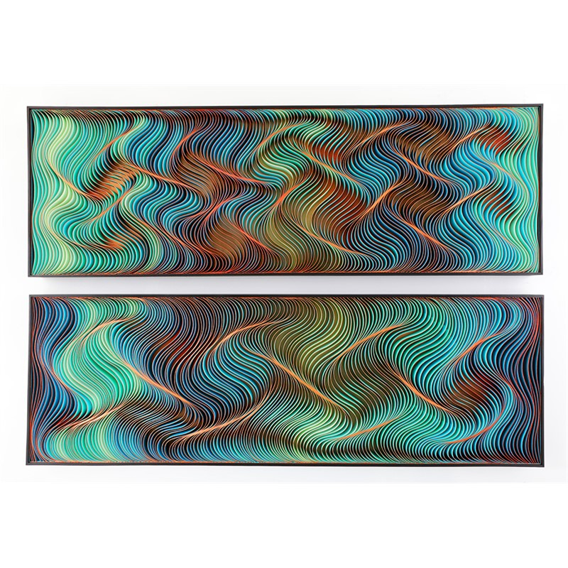 Resilient Sea I and II, 2018