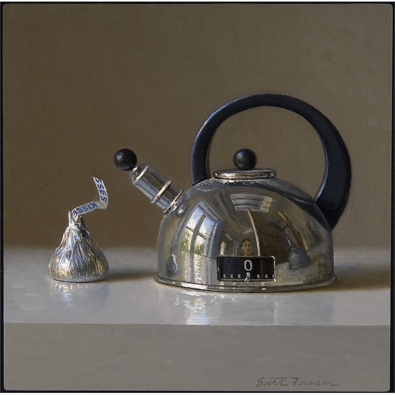 Teapot Kiss