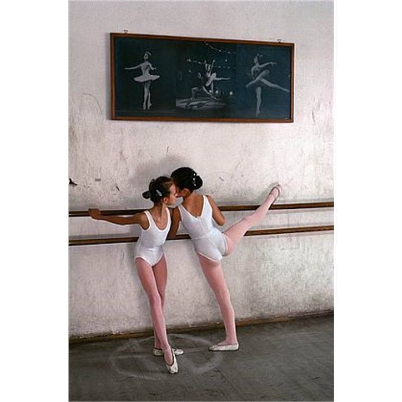 Ballet School, Yugoslavia (1/30), 1990