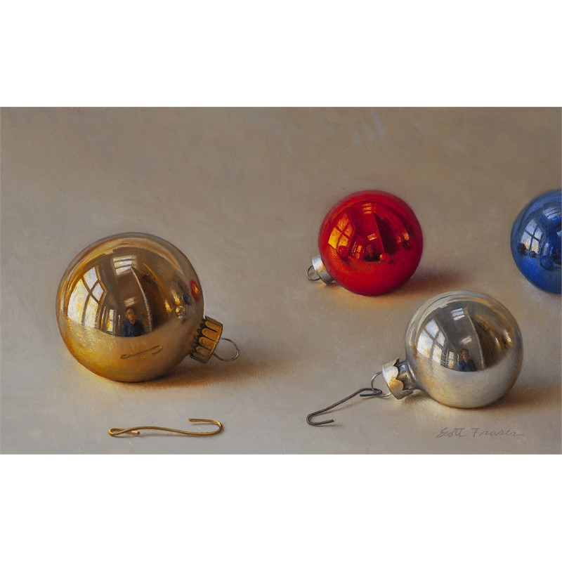 Four Ornaments