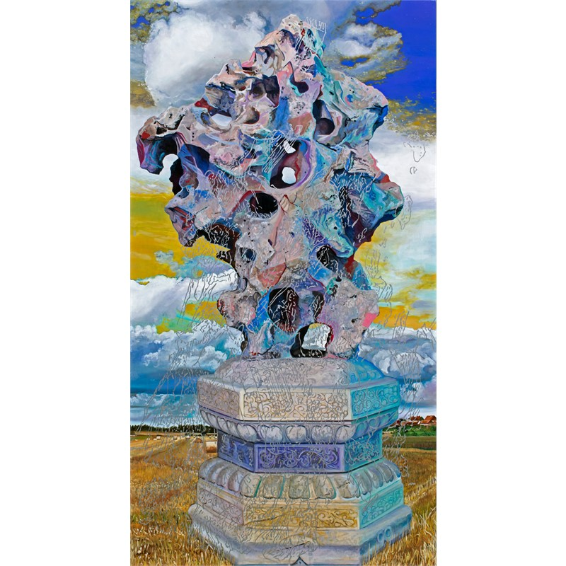 Standing Stone 4 (SOLD)