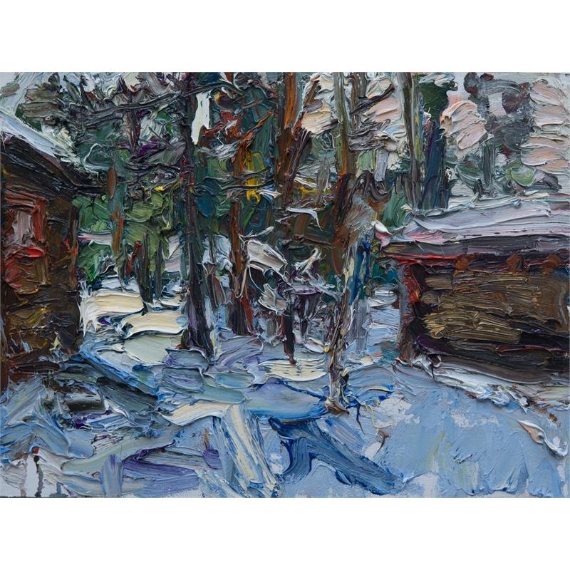 My Cabin: Winter in Finland