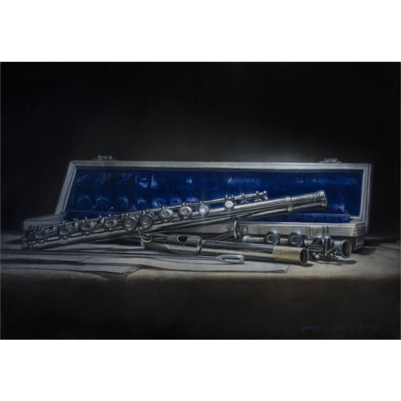 Flute, 2018