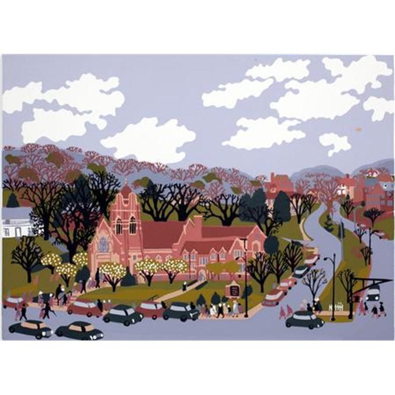 Underwood at Happy Hollow, Dundee Presbyterian Church