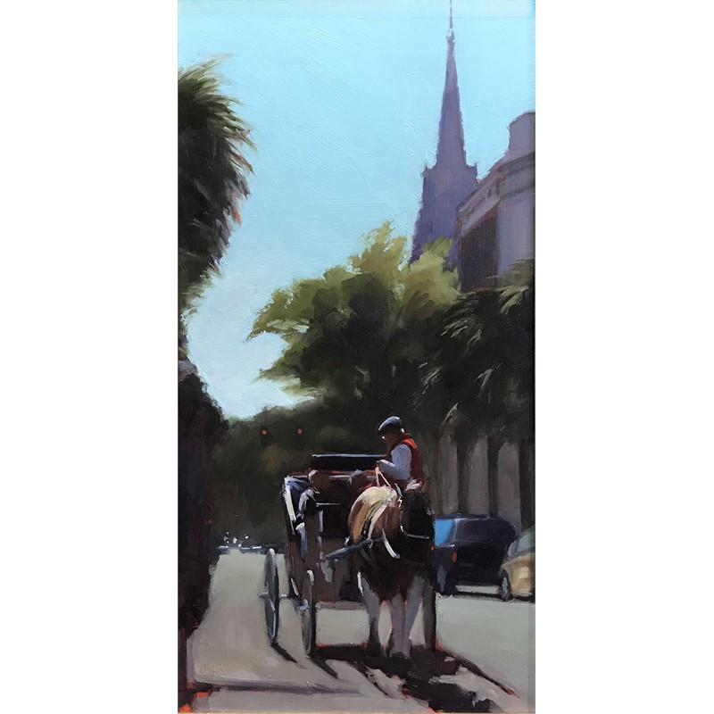 Afternoon in Charleston