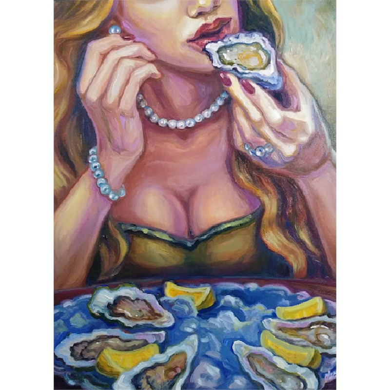 Pearl's Oysters