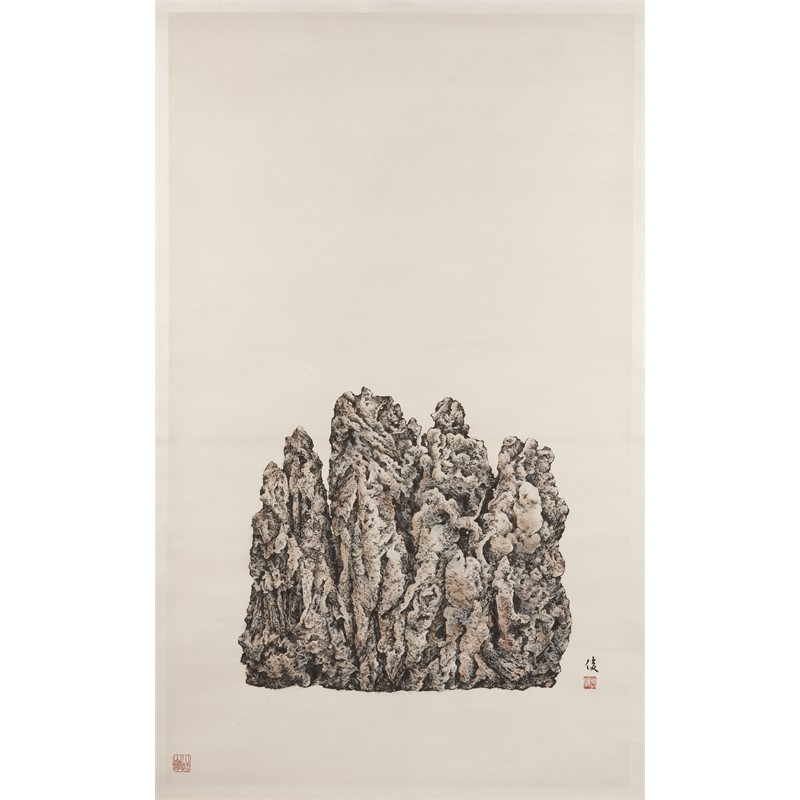 SCHOLAR'S ROCK, Chinese, 2003