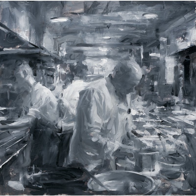 Chef Bonanno - Shades of Grey