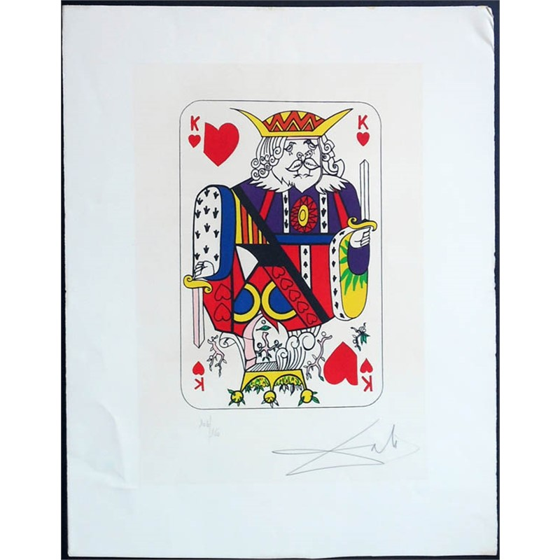 King of Hearts (XVIII/XX), 1972