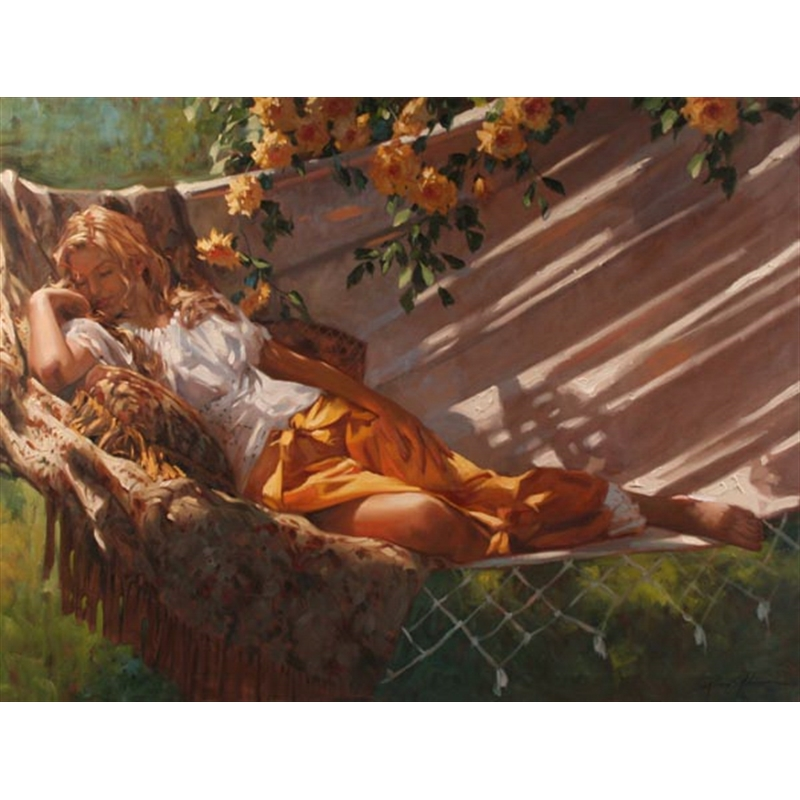Golden Dreams by Richard Johnson