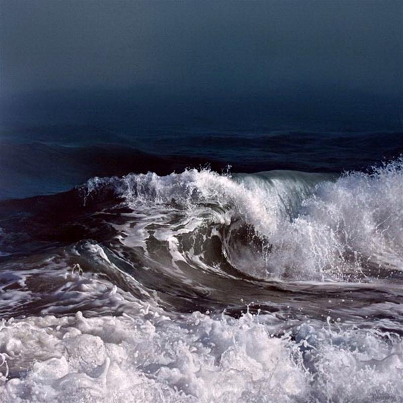 Dancing Tide by Vadim Klevenskiy