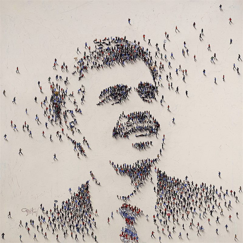 Mohamed A. El-Erian (SOLD), 2018