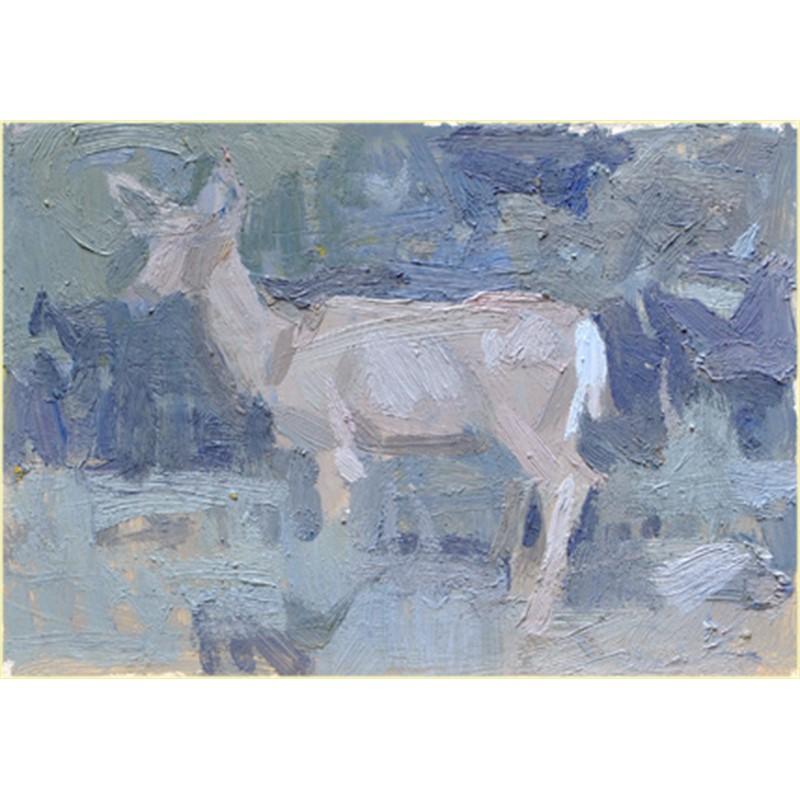 Sage + Deer