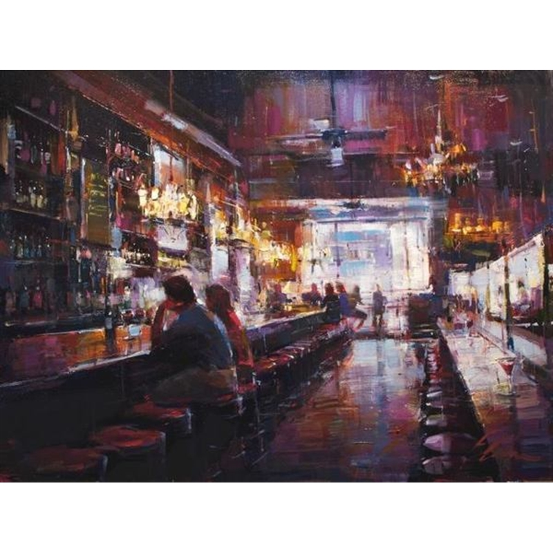 Cocktails at Carmine's by Michael Flohr