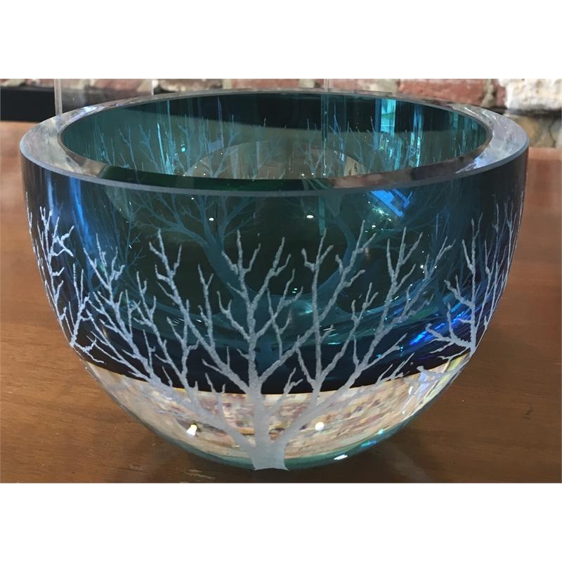Blue 'Winter Bowl'