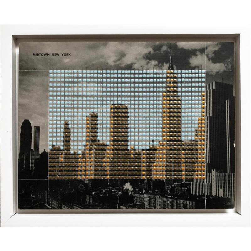 Borrowed Landscapes Study No.155/NY, Midtown New York #3 , 2020