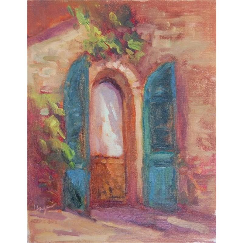 Doorway in Cipressaia