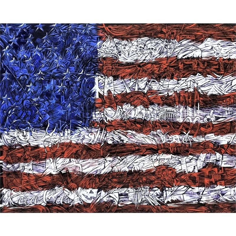 Liberty by Fredy Villamil