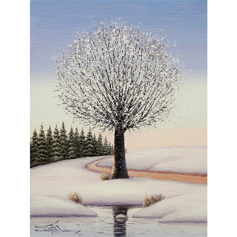 Winter Retreat by Mario Jung