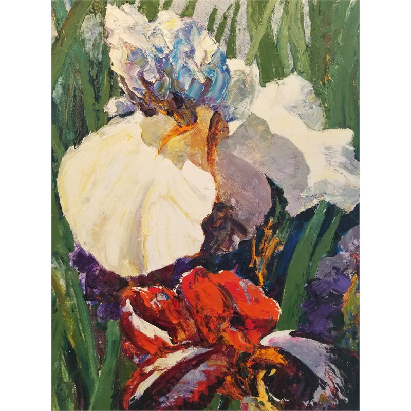 Iris Power by Alan Wolton