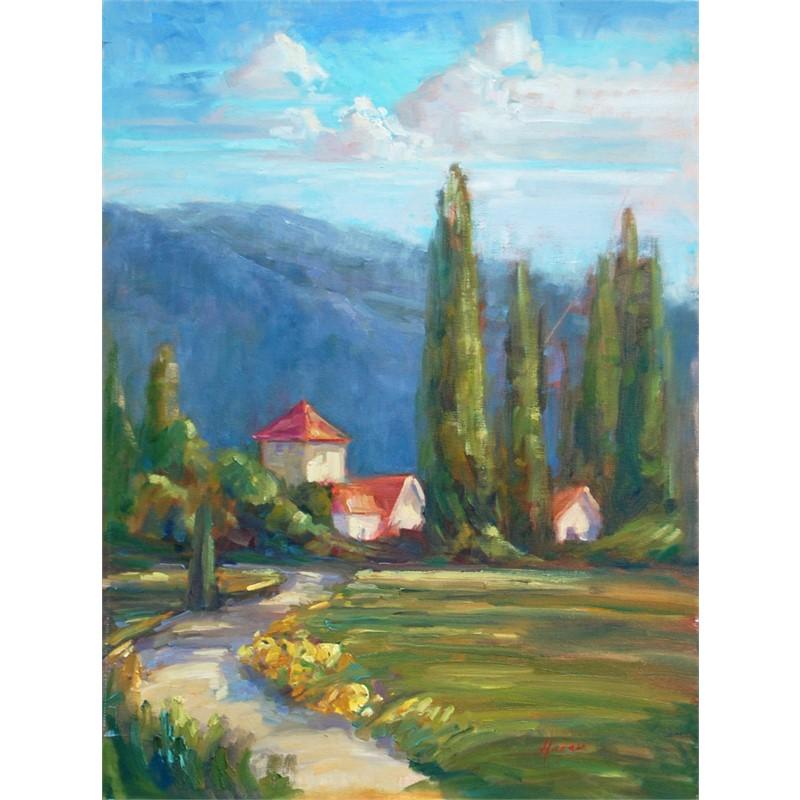 (Untitled Tuscany)
