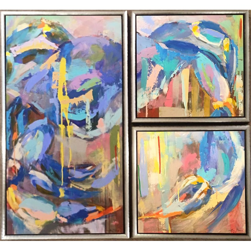 Cantankerous Triptych Commission