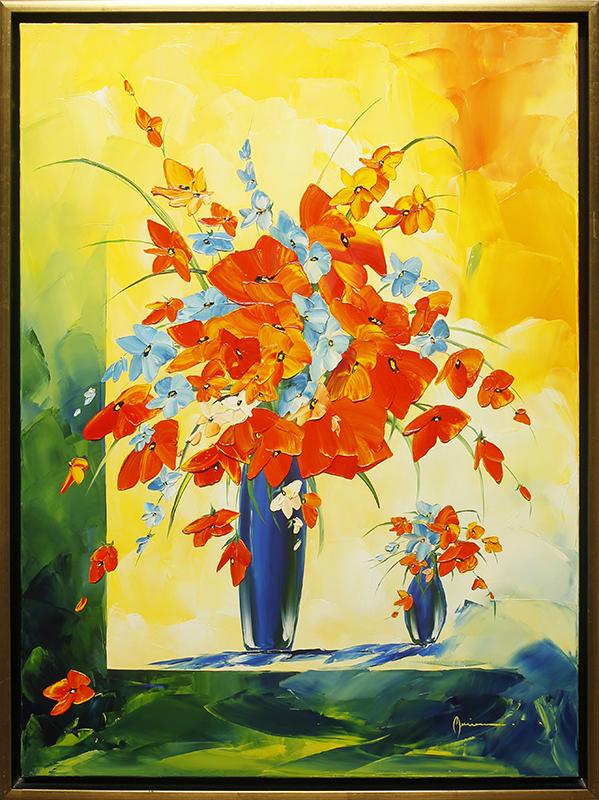 Ambiance de fleurs-EB