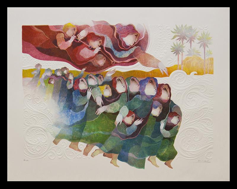 Biblical Suite II - The Exodus