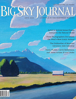 Big Sky Journal - Jennifer Johnson