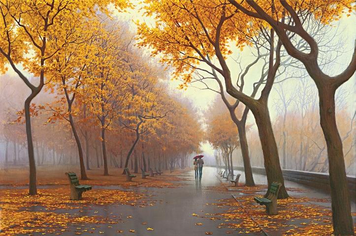 October Stroll