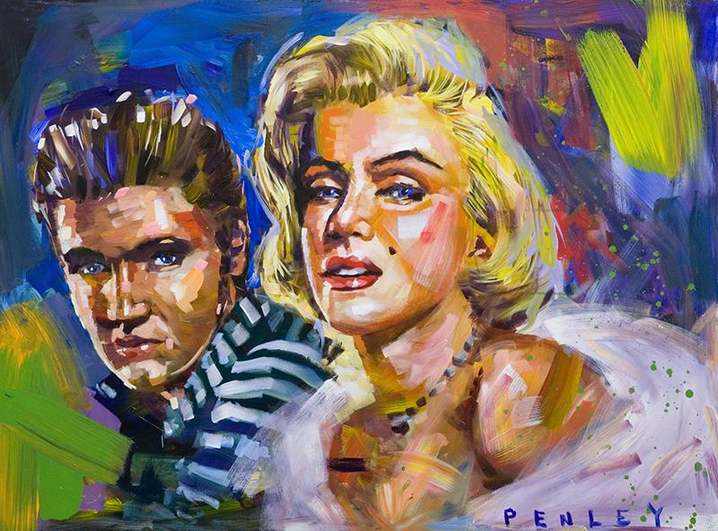 Elvis & Marilyn
