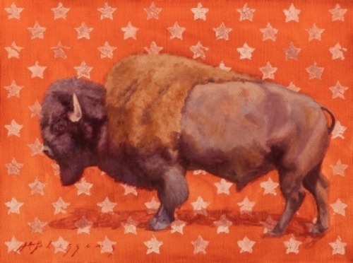 Gallery_Wild_Meagan_Blessing_Wildlife_Fine_Art_Painting_All_American
