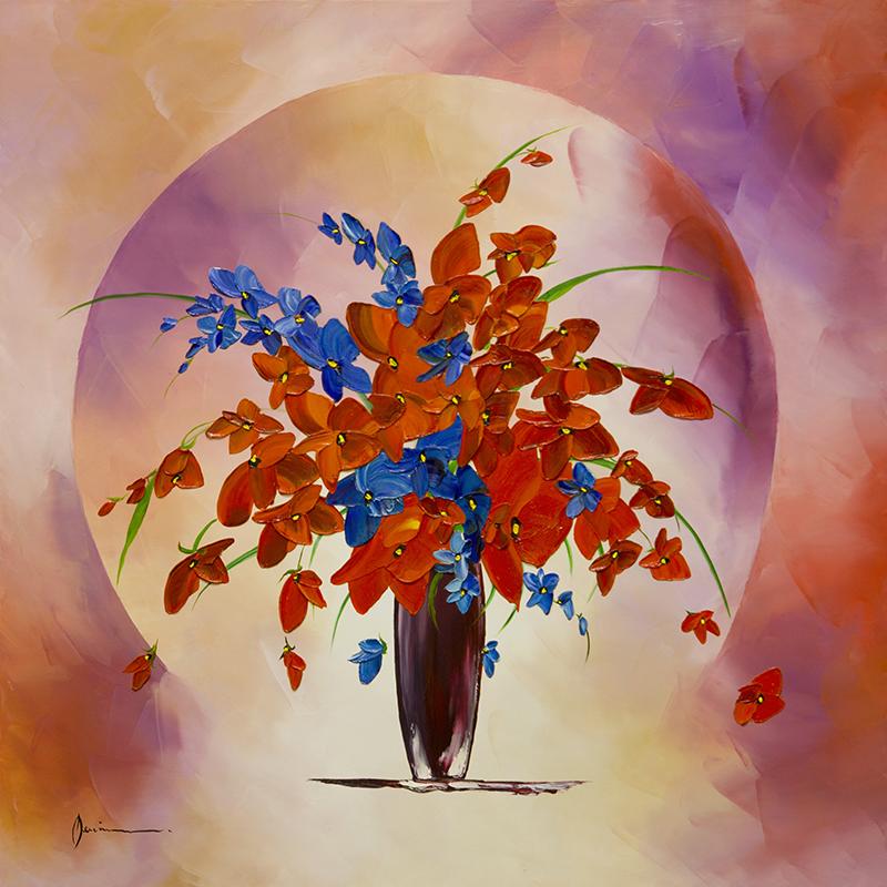 L'univers de fleurs-SA-DE174 - DP