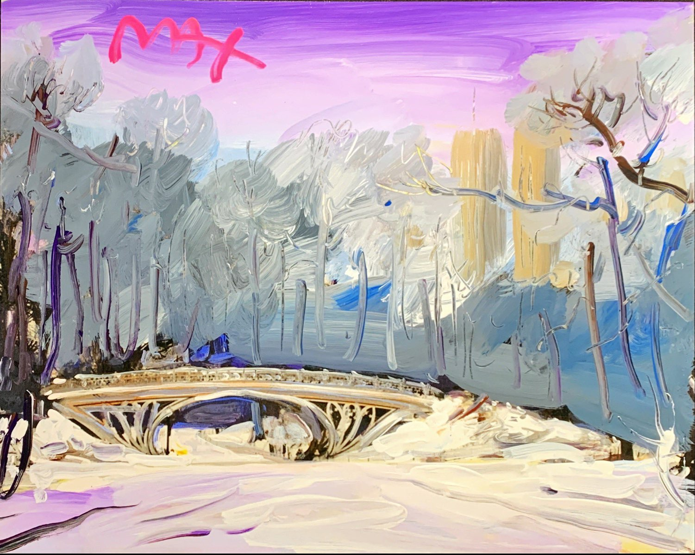 Four Seasons II: Winter (Central Park)