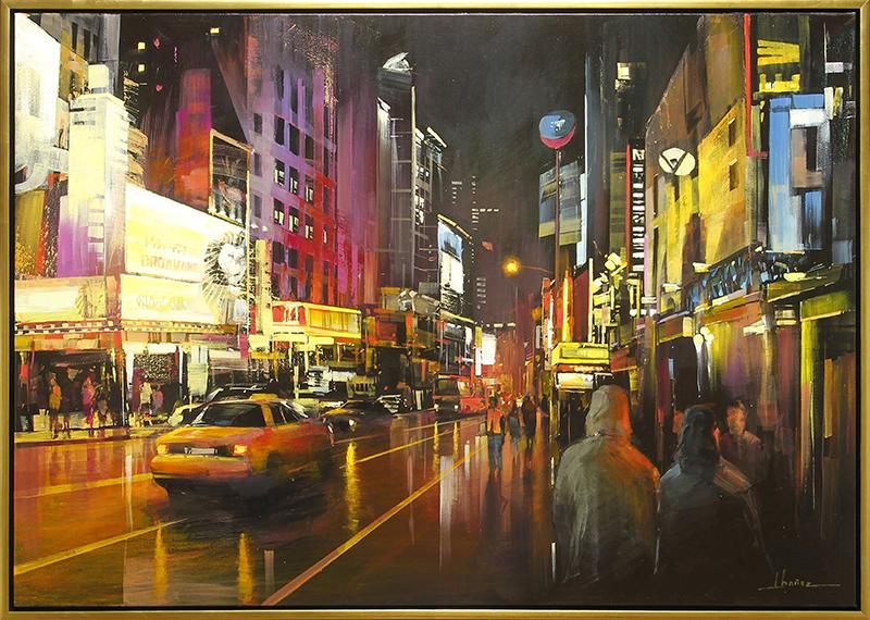 [SOLD] City Lights