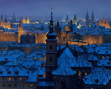 An Evening in Prague
